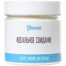 Сухие сливки для ванны Yovee by Toyfa «Кокосовый рай» с ароматом кокоса 100 гр