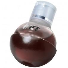 Массажное масло для поцелуев INTT FRUIT SEXY Cola с разогревающим эффектом и ароматом колы 40 мл