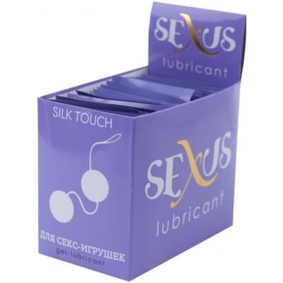 Гель-лубрикант на водной основе для секс-игрушек Silk Touch Toy 6 мл(1*50)