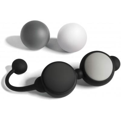 Вагинальные шарики Shades-of-Grey Beyond Aroused 3 см