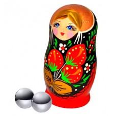Вагинальные шарики Sitabella металлические d19 mm