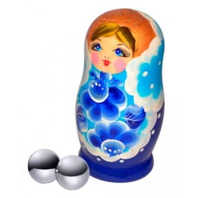 Вагинальные шарики Sitabella металлические d22 mm